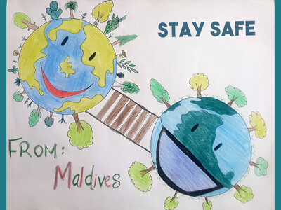 #94 From Maldives